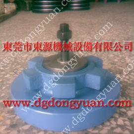 耐用的 二楼机器减震垫,鞋厂设备用减震脚垫 当然东永源