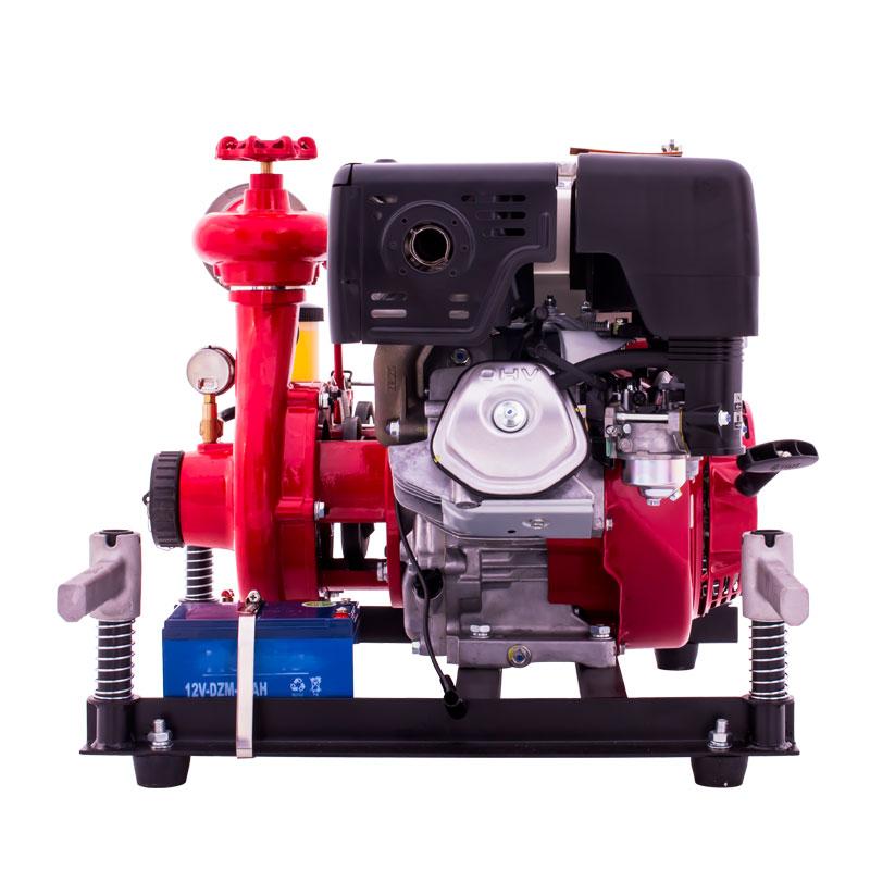 伊藤消防专用2.5寸手抬式机动消防泵YT30GB
