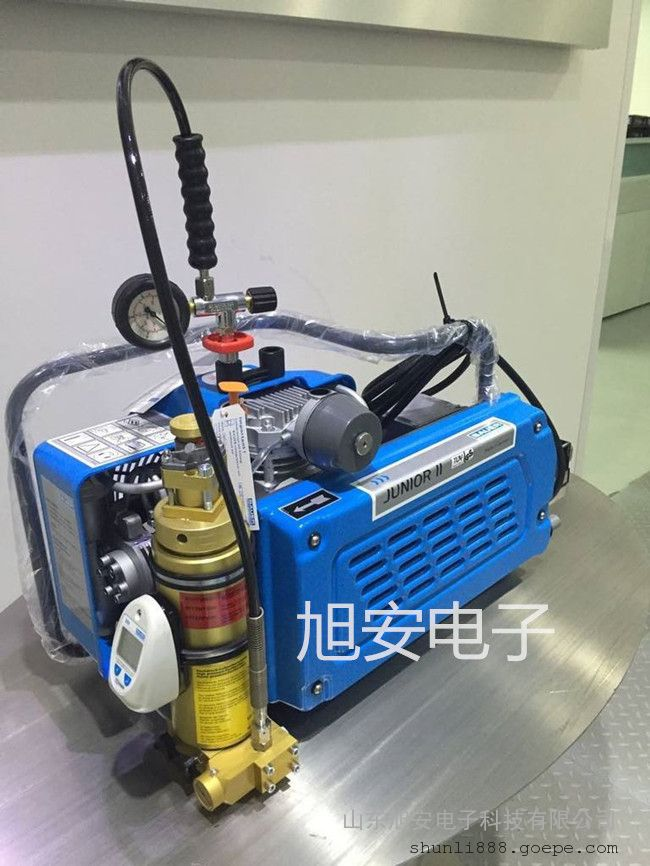 德国宝华JUNIOR II-E呼吸空气压缩机BC163099B