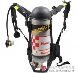霍尼韦尔C900消防用正压式空气呼吸器Pano面罩