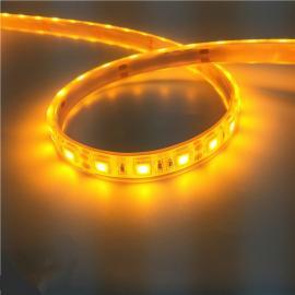 宇创光LED5050灯条金黄光灯带 KTV酒吧酒店大堂装饰灯带