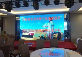 室内P3全彩led租赁压铸铝箱体工厂报价工厂直供P3高清LED电子屏