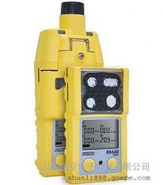 M40PRO英思科四合一气体检测仪扩散/泵吸双用