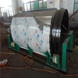 微滤机 转筒式微滤机 固液分离机 转鼓格栅除污机 污水处理设备