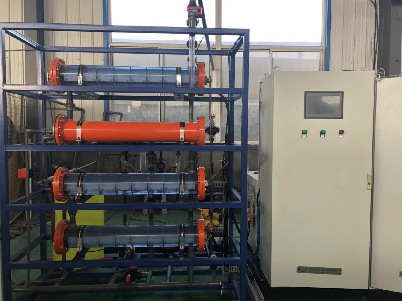 大型次氯酸钠发生器现场案例/水厂消毒设备安装图