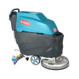 手推式洗地机全自动家商用工业工厂车间电动扫地车拖刷擦地机