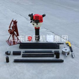 巨匠集团提供qtz-2土壤取样钻机15米汽油动力土壤采样器