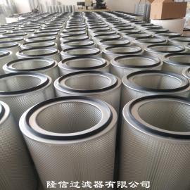 工业除尘滤筒350*660