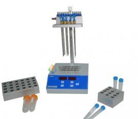 24位干式氮吹仪氮气吹扫仪12孔使用说明