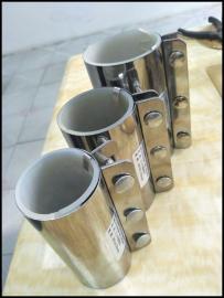 【创舰】不锈钢管夹管卡;规格1.5寸 2寸 2.5寸 3寸可订制