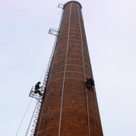 *烟囱维修 烟囱维修加固 烟囱打抱箍施工单位