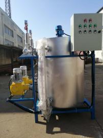 磷酸盐不锈钢加药设备