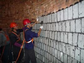 专业烟囱防腐 烟囱内壁防腐 烟囱维修施工单位