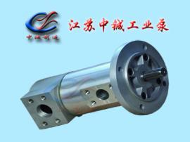 GR45 SMT16B180L重齿齿轮箱轴头泵