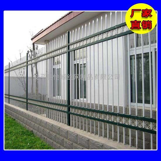 新型欧式小区别墅住宅阳台护栏 组装式镀锌阳台护栏院墙围栏