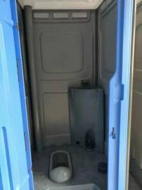 塑料移动厕所