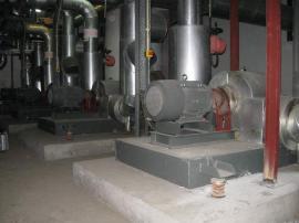 水泵减震处理,水泵减震台
