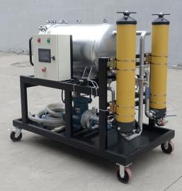 滤芯LYC-Jwn0液压油分离聚结脱水过滤机