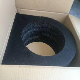 定制PE管托 硬质橡塑管托 保冷管托 型号齐全
