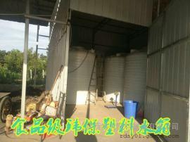 10吨塑料桶10方塑胶水箱农用型水肥一体水箱