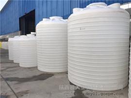 液体饲料储存罐10吨塑料大桶滚塑一次成型