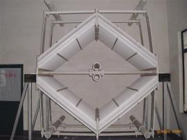 脱硫屋脊式除雾器
