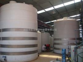 30吨大型优质塑料储罐 佳士德30吨工业化工储罐