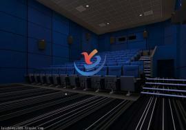 电影院吸声降噪吸音板 装饰吸声吊顶板 屹晟建材 岩棉玻纤板