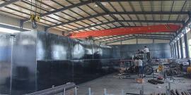 地埋式生活污水处理设备一体化工艺