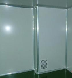 净化工程汇众达实验室彩钢板的应用