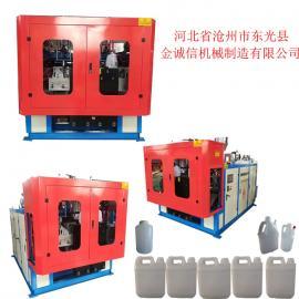 塑料吹塑机25升堆码桶吹塑设备