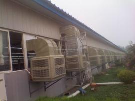厂房车间降温解决方案之水冷空调