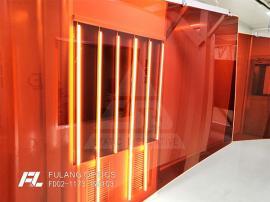 加硬ESD防静电PMMA板 双面覆膜抗静电PMMA板