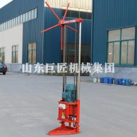 巨匠集团提供QZ-2D地质勘探钻机 便捷式岩心取样钻机