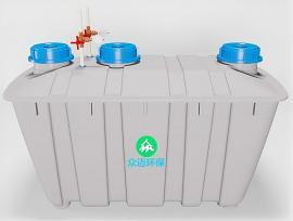 农村生活污水处理设备-净化槽