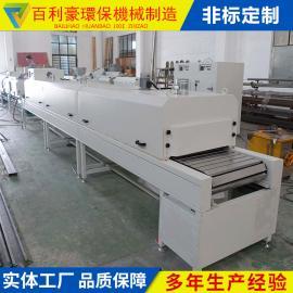 百利豪电热鼓风固化炉 节能环保固化树脂砂轮 固化隧道窑