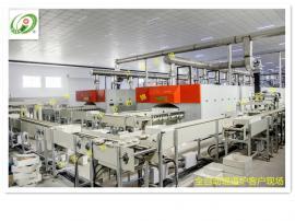 前锦辊道炉全自动生产线
