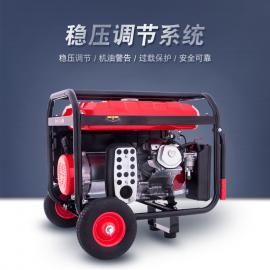 伊藤3KW汽油发电机YT3600DC-2