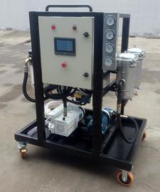 过滤ZLYC系列TG6磷酸酯油高配置真空净油机