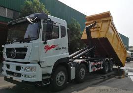 25吨勾臂式垃圾运输车