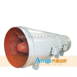 SDF型双电机隧道风机|送风1000米|风速大风量稳定|尽在安泰风机