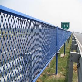 防眩网隔离栅-防眩网-S型防眩板市政护栏