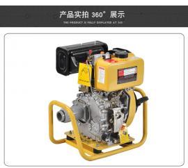 伊藤YT20DP-W市政施工柴油排污水泵2寸