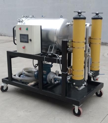 滤芯LYC-J7Gr机油高配聚结脱水净油机