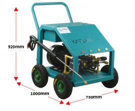 WS280汽油高压水枪小广告清洗机广场洗地机小区地面冲洗机