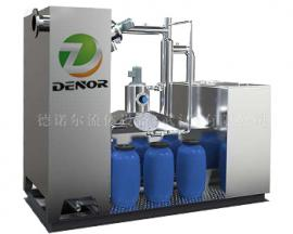 火锅店油水分离器 德诺尔厨房油水分离器生产