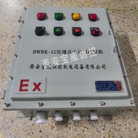 BWRK-12燃烧点火控制箱 自动点火熄火报警信号可上传DCS