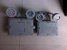BAJ52消防用防爆应急灯2×3W双头应急灯304不锈钢外壳EXDIICT6