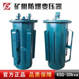 KSG-30KVA 380/220 200 110 全铜矿用隔爆变压器 电压可订制