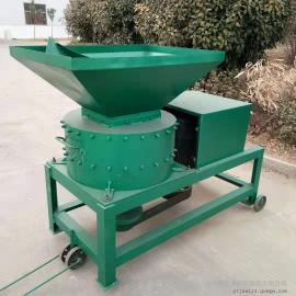 青贮饲料打浆机视频 多功能打浆机产地 圣泰制造